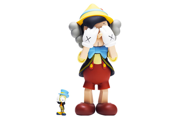 OriginalFake x Medicom Toy Pinocchio & Jiminy Cricket – A Closer Look_a0118453_035263.jpg