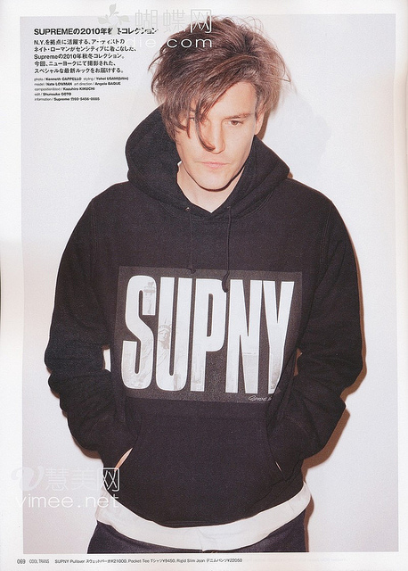 Supreme Fall/Winter 2010 Collection On Cool Trans _a0118453_22283515.jpg