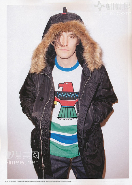 Supreme Fall/Winter 2010 Collection On Cool Trans _a0118453_22284250.jpg