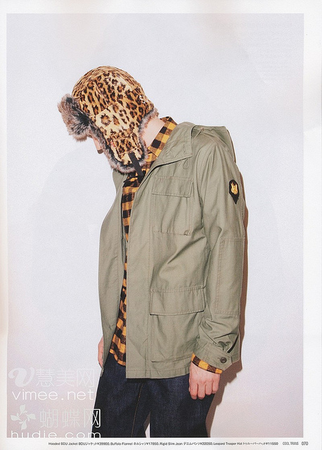 Supreme Fall/Winter 2010 Collection On Cool Trans _a0118453_22291375.jpg
