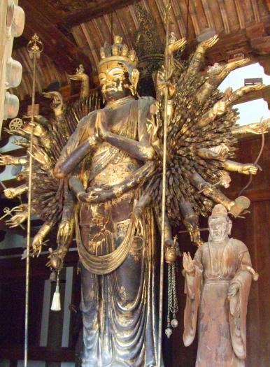<2010年6月>伊勢路・奈良の旅(その3):「奈良・西ノ京の国宝寺」_c0119160_10523532.jpg