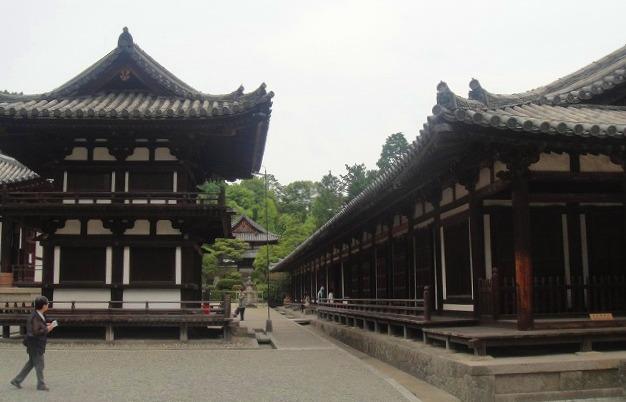 <2010年6月>伊勢路・奈良の旅(その3):「奈良・西ノ京の国宝寺」_c0119160_11453318.jpg