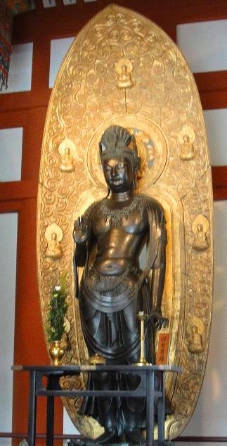<2010年6月>伊勢路・奈良の旅(その3):「奈良・西ノ京の国宝寺」_c0119160_22271673.jpg