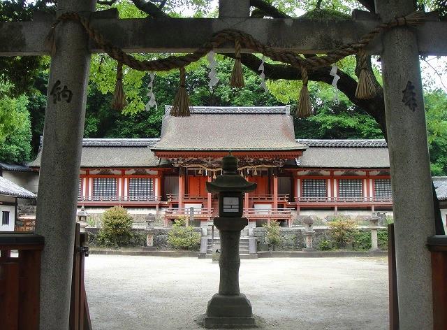 <2010年6月>伊勢路・奈良の旅(その3):「奈良・西ノ京の国宝寺」_c0119160_223005.jpg