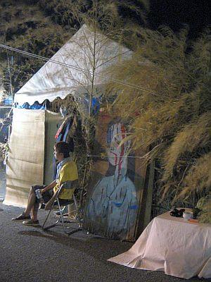 """別府八湯風土記・・・""""浜脇薬師祭り""""の""""夏送り""""_c0001578_186576.jpg"""