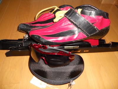専修大学スピードスケート部主将:蓑田翔選手インプレッション!_c0003493_1125592.jpg