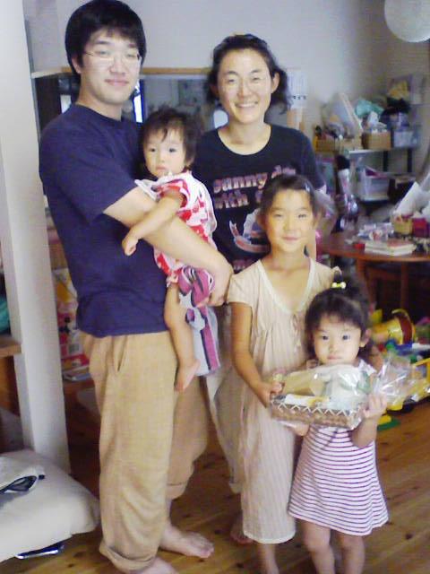 3歳の誕生日_c0066693_15461570.jpg
