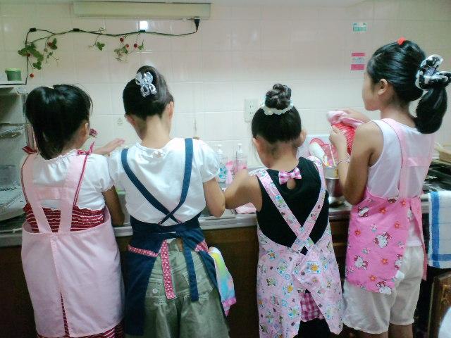 夏休み最後の子どもパン教室_c0106100_21271016.jpg