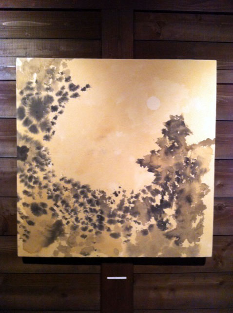 筑波にて、ジョニー氏の絵画展_e0174203_5403313.jpg