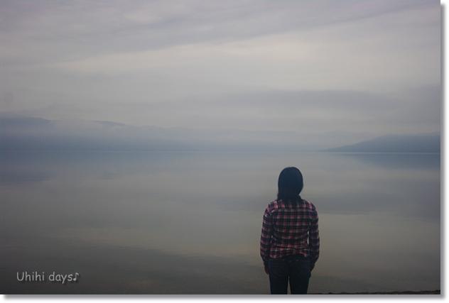 摩周湖の湧き水・・・神の子池 _f0179404_21273321.jpg