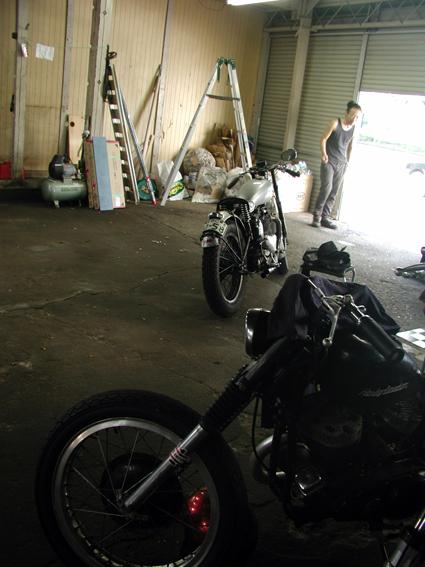 「立ち上げる」とは何か? 〜バイク屋さんのなりかた〜 前編_f0203027_9112534.jpg