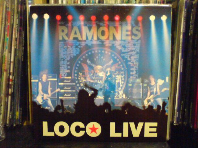 Loco Live / The Ramones_c0104445_22275122.jpg