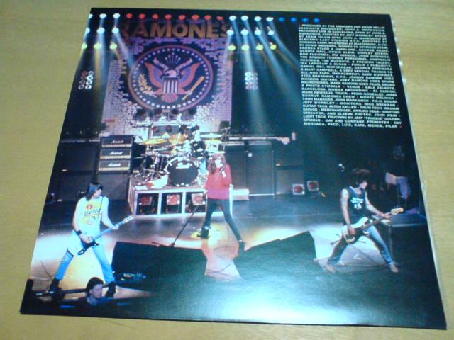 Loco Live / The Ramones_c0104445_22301015.jpg
