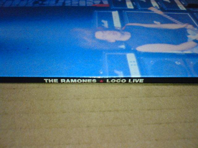 Loco Live / The Ramones_c0104445_2230462.jpg