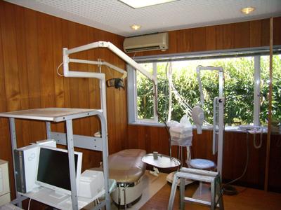 吉竹歯科工事開始_a0096049_9364657.jpg