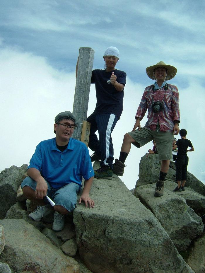 2010白山登山!Part1!  _c0110051_8102410.jpg