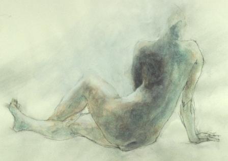 裸婦素描着彩_f0159856_133504.jpg