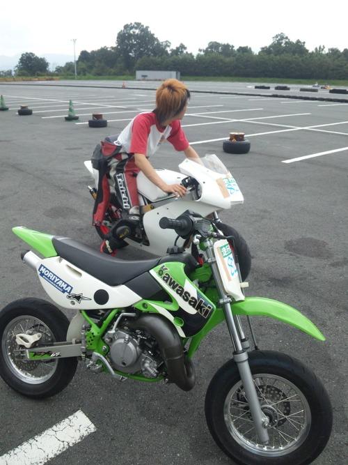 12inchミニバイク  その4_a0163159_050523.jpg