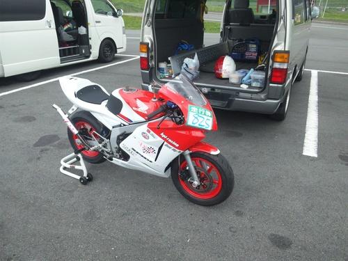 12inchミニバイク  その4_a0163159_0511167.jpg