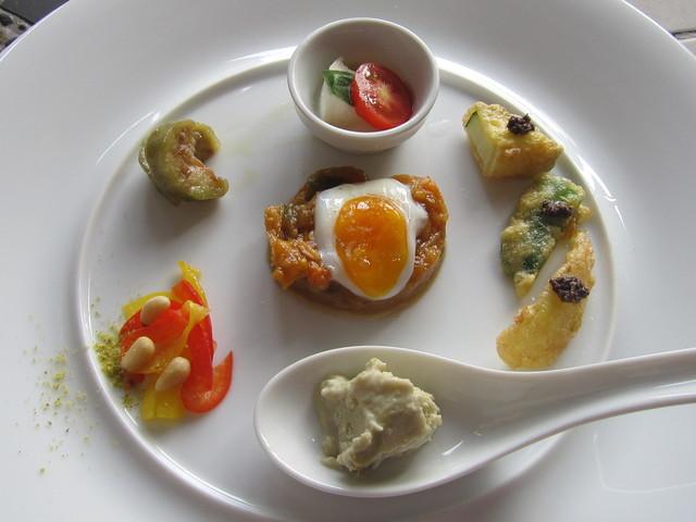 9月の料理「冷製サンファイナ」_d0177560_1641428.jpg