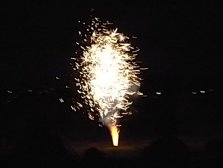 さよなら夏花火「THE LAST」空から花火が降ってくる_b0051666_1253968.jpg