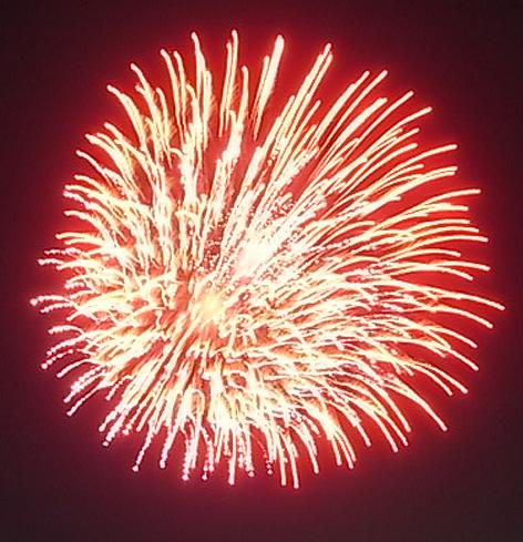 さよなら夏花火「THE LAST」空から花火が降ってくる_b0051666_12555195.jpg