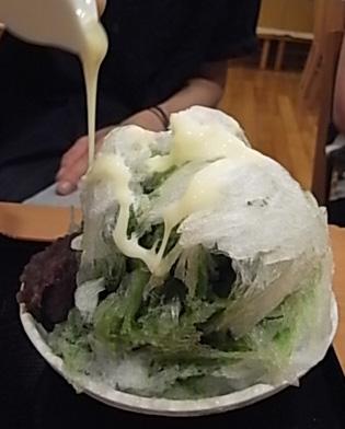 第2回銀座に5時半の会♪「かき氷」@松崎煎餅_b0051666_1617388.jpg