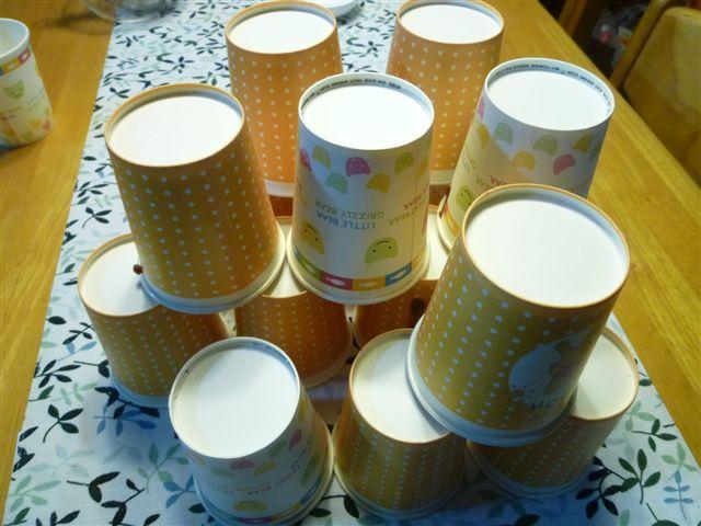 シフォンケーキ1個分の材料でカップシフォンケーキならいくつ出来る?_b0175688_23115678.jpg