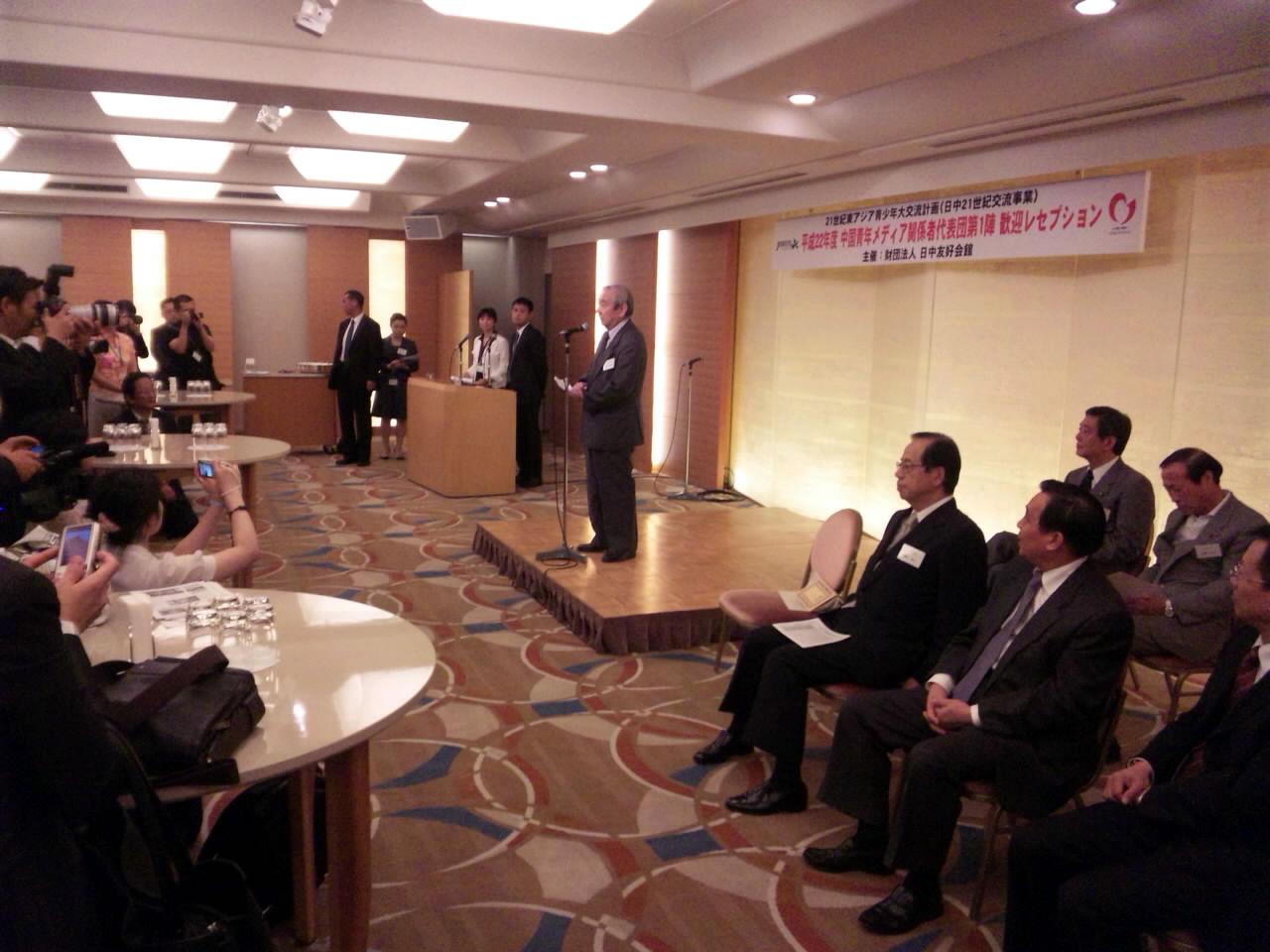 中国青年媒体工作者訪日歓迎会東京で開催_d0027795_19153488.jpg