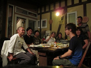 夏の終わり 【Chef\'s Report】_f0111415_11294579.jpg
