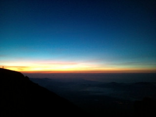 富士山夜間登頂☆下山満身創痍…いまからマサカの渋谷に仕事へ(=゜ω゜)ノ_b0032617_16271182.jpg