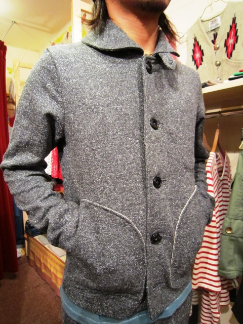 "Wilson(ウィルソン) ""SWEAT JACKET & SWEAT PANTS\""_f0191324_26516.jpg"