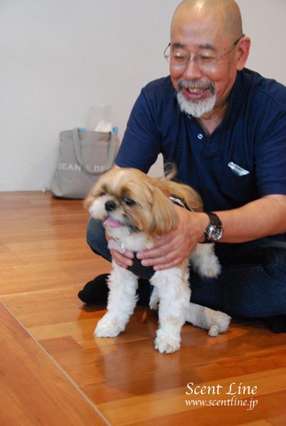 「愛犬の為の整体教室」第1回の模様_c0099133_1242784.jpg