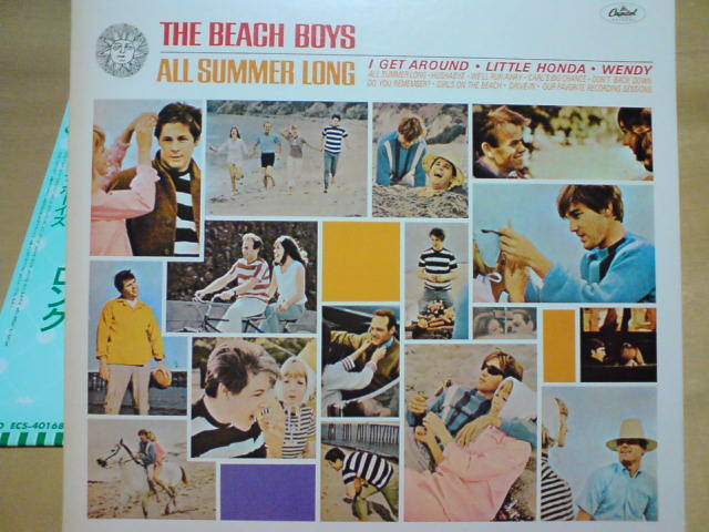 All Summer Long / The Beach Boys_c0104445_22114994.jpg