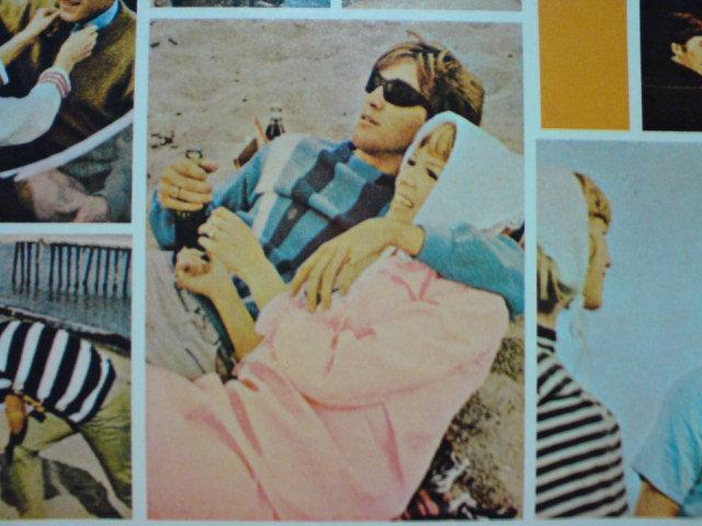 All Summer Long / The Beach Boys_c0104445_22123495.jpg