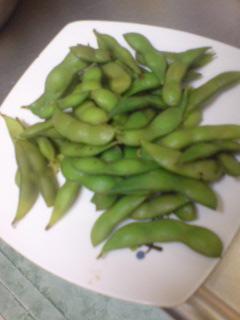 だだちゃ豆、、じゃなくて。_e0128485_19444182.jpg
