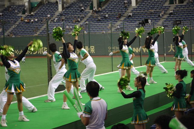 都市対抗野球の応援in東京ドーム_b0175688_21111972.jpg