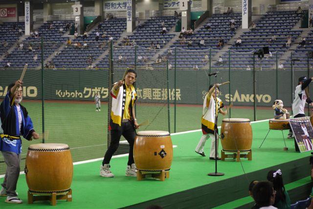 都市対抗野球の応援in東京ドーム_b0175688_21113388.jpg