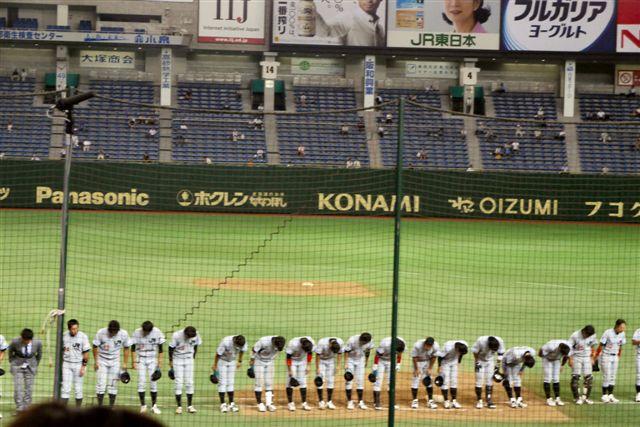 都市対抗野球の応援in東京ドーム_b0175688_21123550.jpg