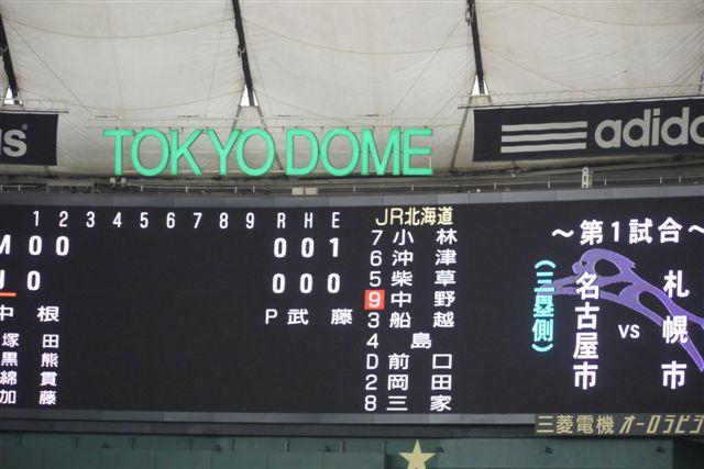 都市対抗野球の応援in東京ドーム_b0175688_215620.jpg