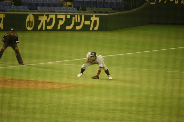 都市対抗野球の応援in東京ドーム_b0175688_2193657.jpg