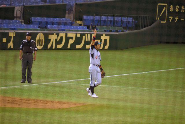 都市対抗野球の応援in東京ドーム_b0175688_2194584.jpg