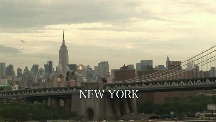 宮沢りえさん演じる実写版キティちゃん、ニューヨークへ (グリコ、アーモンドプレミオ新CM)_b0007805_22364620.jpg