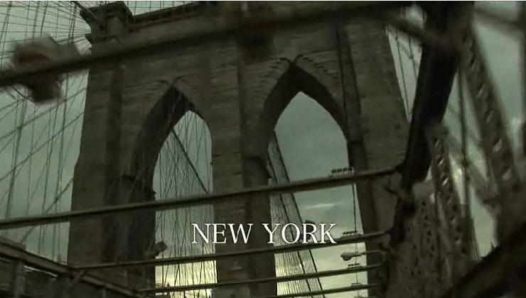 宮沢りえさん演じる実写版キティちゃん、ニューヨークへ (グリコ、アーモンドプレミオ新CM)_b0007805_22371463.jpg