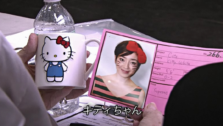 宮沢りえさん演じる実写版キティちゃん、ニューヨークへ (グリコ、アーモンドプレミオ新CM)_b0007805_2241048.jpg