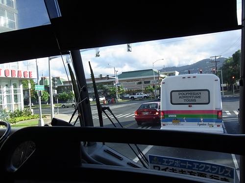 バスの車窓2