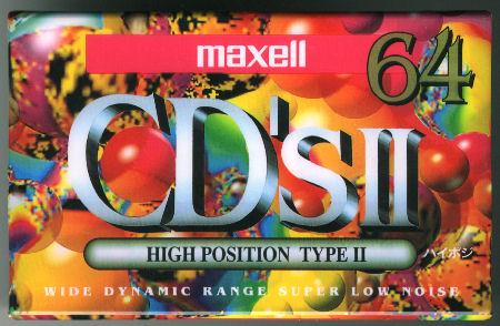 maxell CD\'sⅡ_f0232256_3212416.jpg