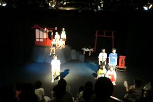 ■8/29(日)夏休み公演「祭りまくるくる」・観劇  by奈央_a0137796_2135884.jpg