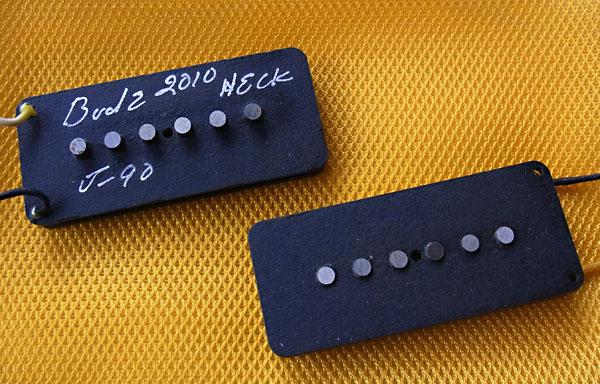 U.S.A.の「Budz Guitars」に別注を掛けた「J-90」。_e0053731_18243951.jpg