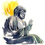 <2010年6月>伊勢路・奈良の旅(その3):「奈良・西ノ京の国宝寺」_c0119160_20541383.jpg